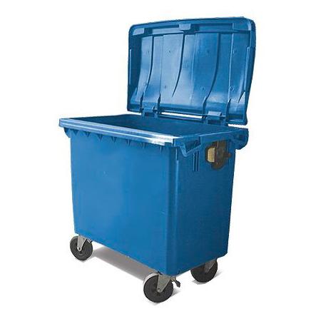 Contenedor basura 1100 litros